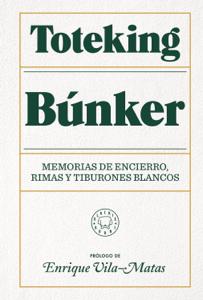 Búnker Copertina del libro