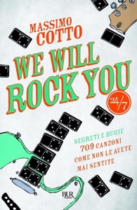 We will rock you Book Cover