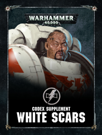 Codex Supplement: White Scars