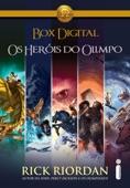 Box Os Heróis Do Olimpo - Coleção Heróis Do Olimpo Com 5 Volumes