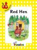 Sara Wernham - Red Hen artwork
