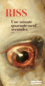 Une minute quarante-neuf secondes La couverture du livre martien