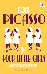 The Four Little Girls and Desire Caught by the Tail Book Cover