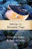 90 dias em João 14-17, Romanos e Tiago Book Cover