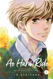 Ao Haru Ride, Vol. 8