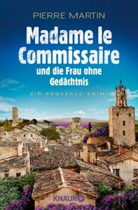 Madame le Commissaire und die Frau ohne Gedächtnis Buch-Cover