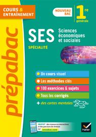 SES 1re (spécialité) - Prépabac Cours & entraînement