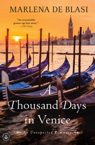 A Thousand Days in Venice Book Cover
