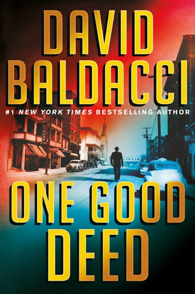 One Good Deed - David Baldacci book cover