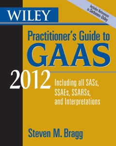 Wiley Practitioner's Guide to GAAS 2012