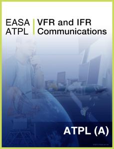 EASA ATPL VFR and IFR Communications Copertina del libro