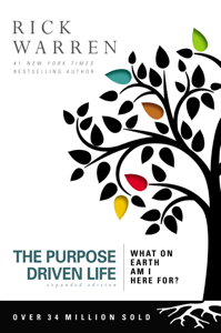 The Purpose Driven Life La couverture du livre martien