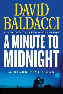 David Baldacci - A Minute to Midnight book