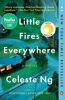 Celeste Ng - Little Fires Everywhere  artwork