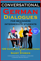 Academy Der Sprachclub - Conversational German Dialogues For Beginners and Intermediate Students artwork