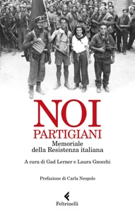 Noi, Partigiani Book Cover