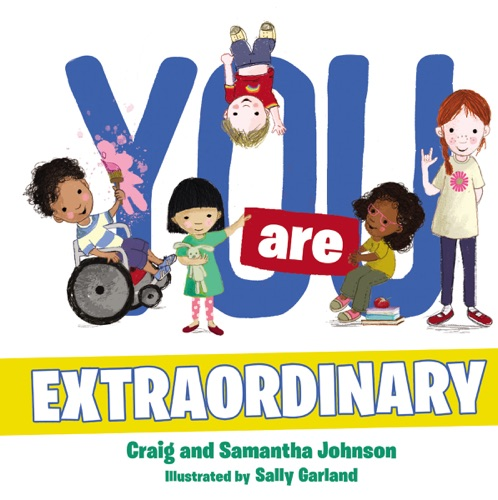 Craig Johnson & Samantha Johnson - You Are Extraordinary