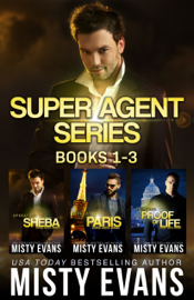Super Agent Romantic Suspense Series Box Set