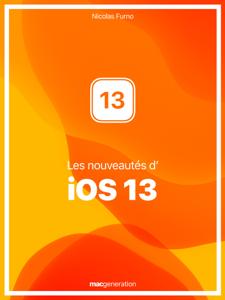 Les nouveautés d'iOS 13 La couverture du livre martien