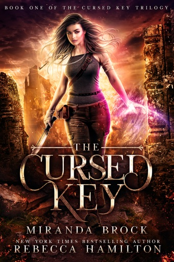 The Cursed Key - Miranda Brock & Rebecca Hamilton
