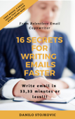 16 Secrets For Writing Emails Faster
