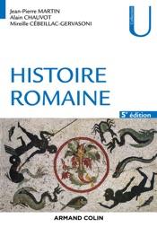 Histoire romaine - 5e éd.