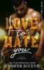 Jennifer Sucevic - Love to Hate you Grafik