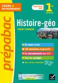 Histoire-Géographie 1re générale (tronc commun) - Prépabac