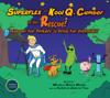 Michelle Garcia Winner - Superflex and Kool Q. Cumber to the Rescue! artwork