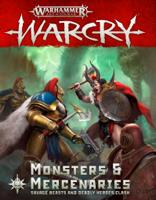Games Workshop - Warcry: Monsters & Mercenaries artwork