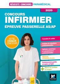 Réussite Concours - Infirmier Passerelle AS/AP - 2020 - Préparation complète
