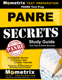 PANRE Prep Review: PANRE Secrets Study Guide