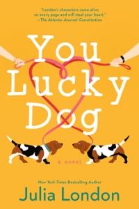 You Lucky Dog Book Cover