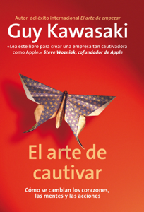 El arte de cautivar Book Cover