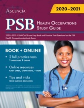 PSB Health Occupations Study Guide 2020–2021