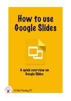 How to use Google Slides