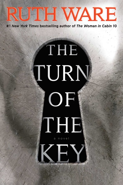 The Turn of the Key - Ruth Ware book cover