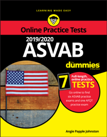 2019 / 2020 ASVAB For Dummies with Online Practice book