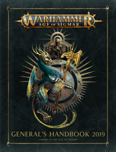 General's Handbook 2019 Cover Book