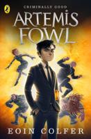 Eoin Colfer - Artemis Fowl artwork