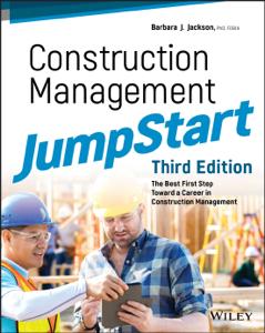 Construction Management JumpStart Copertina del libro