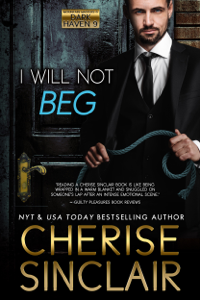 I Will Not Beg Cover Book