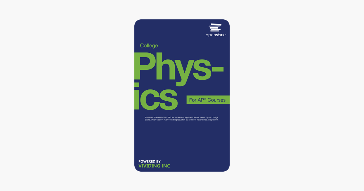 College Physics For AP® Courses - OpenStax