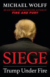 Siege Boekomslag