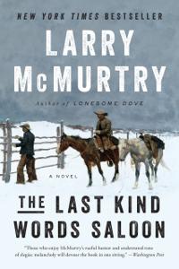 The Last Kind Words Saloon: A Novel Book Cover