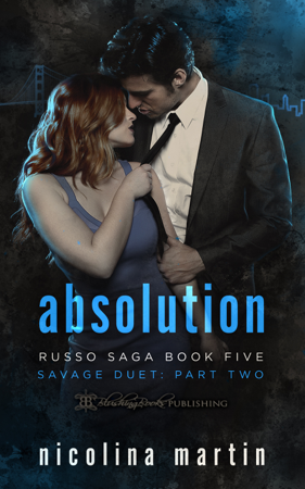 Absolution - Nicolina Martin
