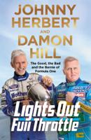Damon Hill & Johnny Herbert - Lights Out, Full Throttle artwork