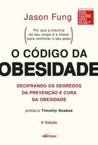 O código da obesidade Book Cover