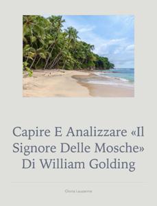 Capire e analizzare «Il Signore delle mosche» di William Golding Copertina del libro