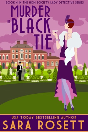 Murder in Black Tie image